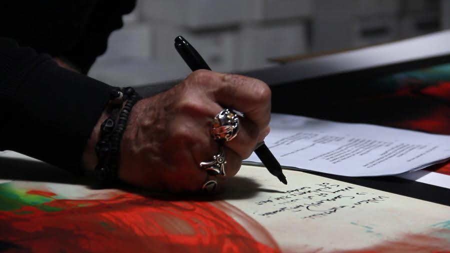 billward signing